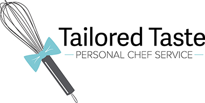 Tailored Taste Retina Logo