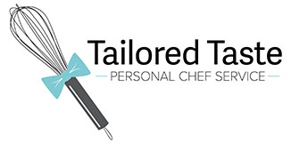 Tailored Taste Sticky Logo